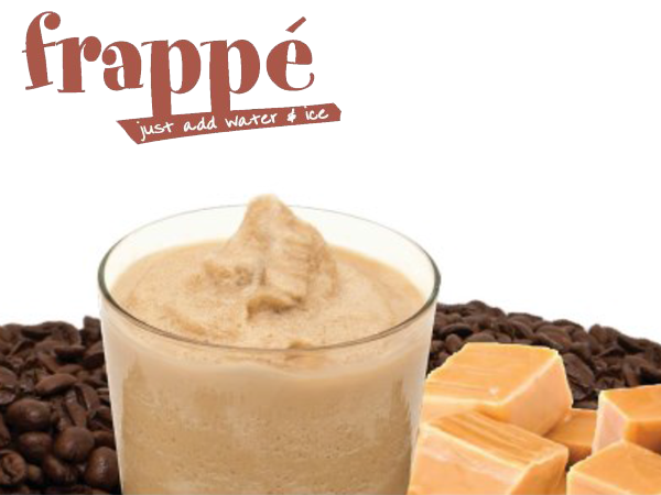 Coffee Toffee Frappé 1kg