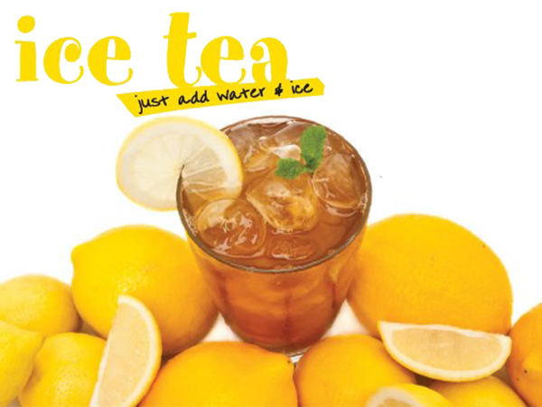 Lemon Iced Tea 500g