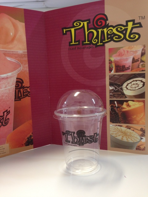 16oz (420ml) Clear Cup x50